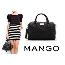 mng by mango ready stock mng mango bowling cross handbag 11street