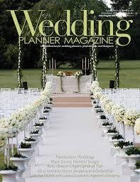 wedding planner magazine wedding planner magazine volume 1 issue 3 wedding planners