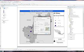 Arch Lab 7 Import U0026 Create Data Arcmap Uaqsig2015