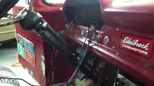 wiring a 57 60 ford f100 pickup truck youtube