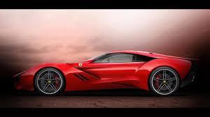 Ferrari F12 Aerodynamics - designer envisions a ferrari f12 berlinetta successor named the
