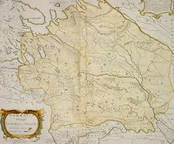 Russia Map Image Large Russia by 1741 Sanson Large Antique Map Of Russia Eastern Europe Ukraine