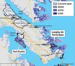 Naval Base San Diego Map by Report Peninsula Bases In Crosshairs Of Climate Change Daily Press