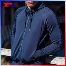 2017 latest men tracksuit cheap price poly spandex plain hoodies