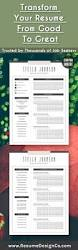 20 best resume templates images on pinterest resume cv cv