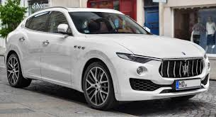 maserati 4 door convertible maserati levante wikipedia