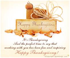 thanksgiving messages for business thanksgiving