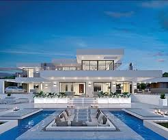 Modern Style Luxury Villa Exterior 11 Best Luxury Images On Pinterest Architecture Modern Houses