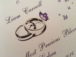 wedding ceremony booklet booklets and programmes