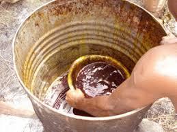 Minyak Cpo bekingin cpo ilegal polsek mandau dicurigai warga palm indonesia
