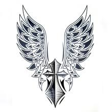 buy cool wing tattoos and get free shipping on aliexpress com