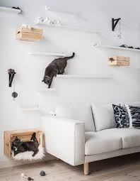 cat wall furniture so many useful ideas for these picture hangers i like the cat