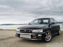 subaru gc8 interior 2000 subaru impreza 2 5rs coupe diy done right modified magazine