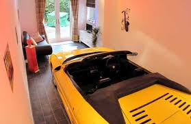 Home Design In Inside Cars Parked Inside Homes Pretty Or Pretty Weird