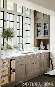 Kitchen Cabinets And Hardware Gold Home Decor Satin Brass Ktichen Hardware Against Kitchen