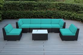 Outdoor Patio Furniture Sectionals Beautiful Outdoor Patio Wicker Furniture Deep Seating 7pc Couch