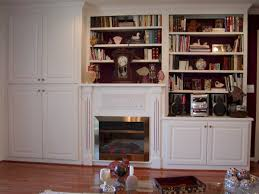 Fireplace With Built In Cabinets Carterworx Llc Interior Remodeling Built In Furniture
