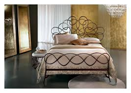 nuvola wrought iron bed by ciacci banater eisen