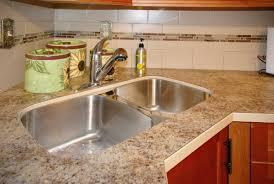 Kitchen Laminate Countertops Entrancing 30 Undermount Bathroom Sink With Laminate Countertops