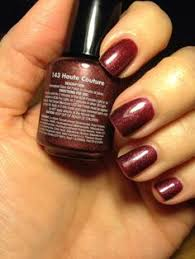 hollywood icon red carpet manicure rcm gel nail polish navy