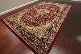 Area Rug 9 X 12 Feraghan New City Traditional Isfahan Wool