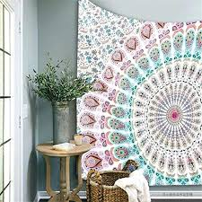 wall ideas the most obvious route is to hang the wall tapestry