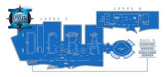 Map Floor Plan Floor Map Blizzcon 2017
