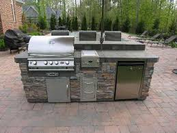 modular outdoor kitchen islands spacious beautiful lowes outdoor kitchen units in