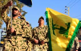 The Flags Of The Civil War How The Syrian Civil War Has Transformed Hezbollah The Nation