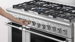 gas ranges dual fuel ranges stainless steel stoves dcs