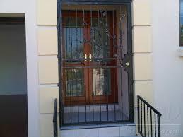 Exterior Door Security Fabulous Tpd Steel Works Security Gates Images Of Iron Front Door