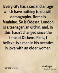 Age Love Quotes by John Berger Quotes Quotehd