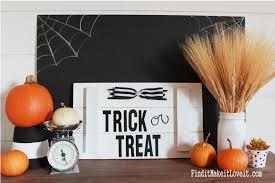 diy halloween sign find it make it love it
