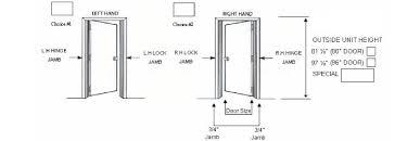 Standard Door Width Interior Standard Door Standard Door Door 1000 Images About Master