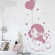 autocollant chambre fille stickers decoratifs chambre enfant stickers citation enfant