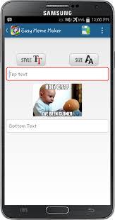 Easy Meme Maker - easy meme maker android apps on google play