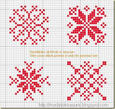 snowflakes ornaments for made to treasure