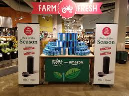 whole foods offers amazon echo as u0027farm fresh pick of the season