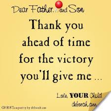 victory in jesus christian poetry by deborah