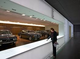 bmw museum bmw museum receives 2009 gold leaf award
