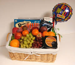 get well soon gift basket baskets galore s customer gifts fruit flower gift baskets