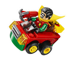 Picwic Lego by Amazon Com Lego Dc Comics Super Heroes Mighty Micros Robin Vs