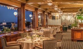 photos de pergola rome cavalieri waldorf astoria la pergola rome restaurant