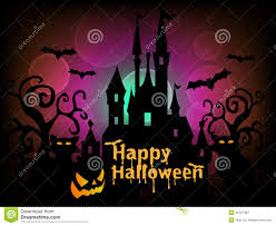 halloween background cat and pumpkin happy halloween background vector stock vector image 45727997
