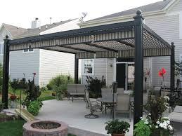 Backyard Canopy Ideas Patio Canopy Ideas Outdoor Goods