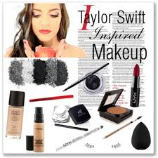 taylor swift inspired makeup tutorial images