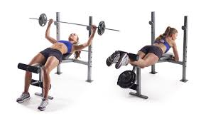 Weight Benches With Weights 30 Off On Gold U0027s Gym Xr 6 1 Weight Bench Groupon Goods