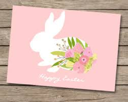easter cards easter cards etsy