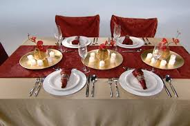 Casual Table Setting Tips For Setting A Formal Or Informal Thanksgiving Table Hgtv