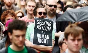 Seeking Uk Changing The Four Refugees Seek Asylum From Outside The Uk